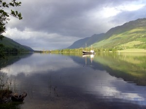 Image of Loch Lochy - Lands End to John O'Groats - My End to End