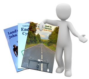 Buy Lands End to John O'Groats Route Guide Books