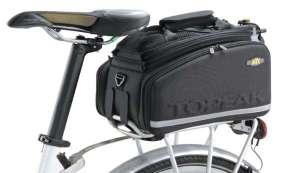 LEJOG What to Take - Image of Rack Bag