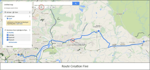 Lands End to John O'Groats Cycle Route Creation - Image Five