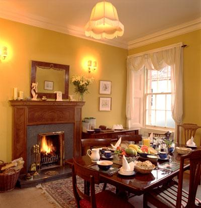 the pend dining room