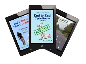 Land's End to John O'Groats Route Book Special Offer - image