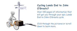 Lands End to John O'Groats Cycle Route Guide Slider Image-LEJOG home page