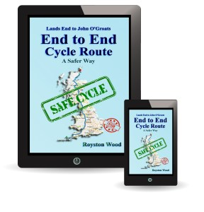 Safer Way Guide Book for Cycling Lands End to John O'Groats Image