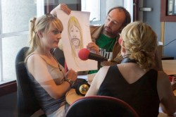 Radio interview for Ian and Dawn in Madrid