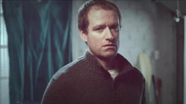 Still from the video shoot