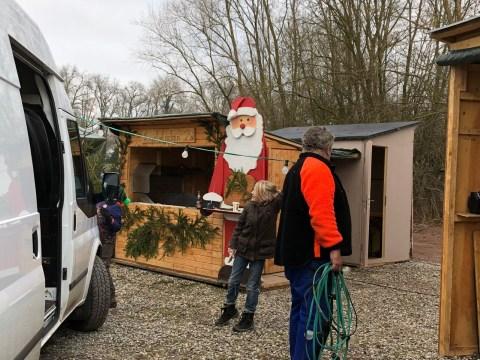 Weihnachtsmarkt Affing