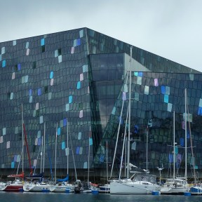 Harpa music hall exterior