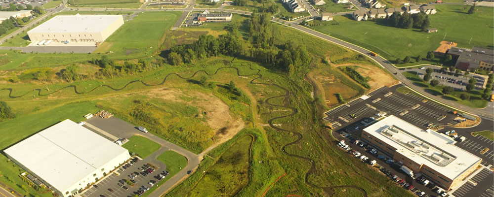 Brubaker Run Floodplain Restoration
