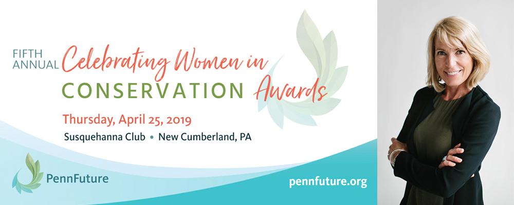 LandStudies' President Receives Woman of Lifetime Achievement in Conservation Award