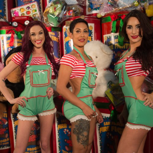 Gold Club's Santa's naughty helpers_-2