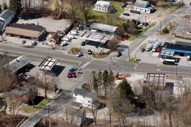 Brookfield Four Corners Revitalization Plan