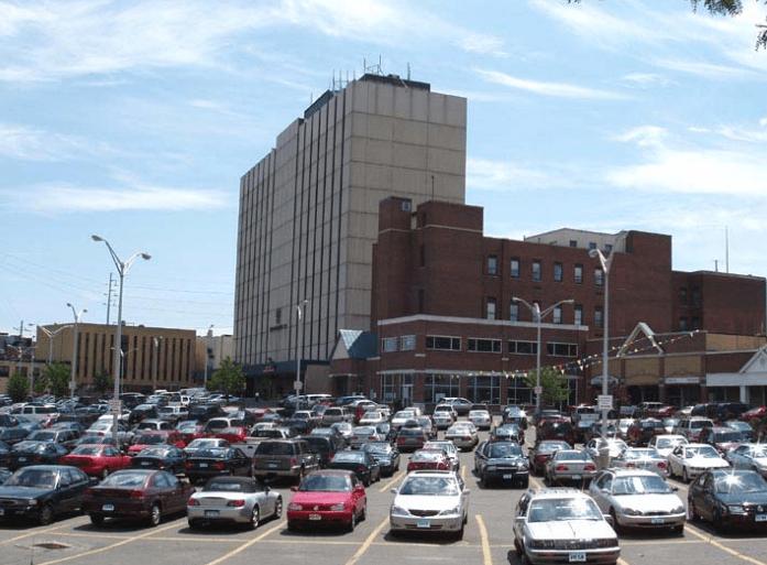 Webster Street Block