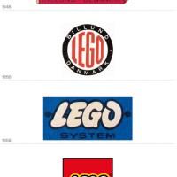 Evolució de marca: LEGO