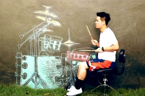 drum wall