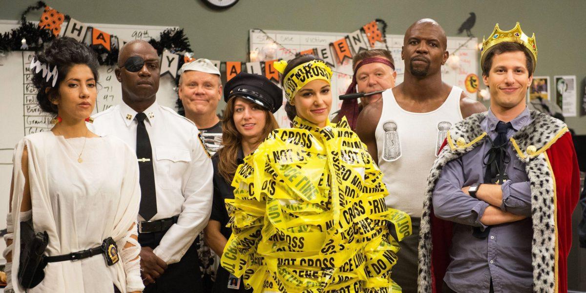 Cada episodio de Brooklyn Nine-Nine Halloween Heist, clasificado - La Neta  Neta