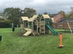 New Barnstone Playground