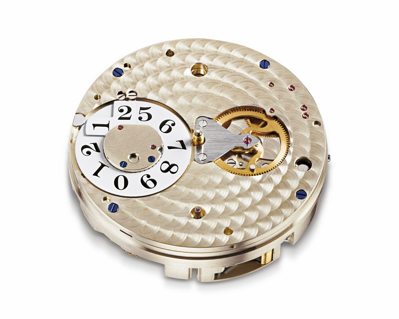 A LANGE AND SOHNE - LANGE 31 movement 1