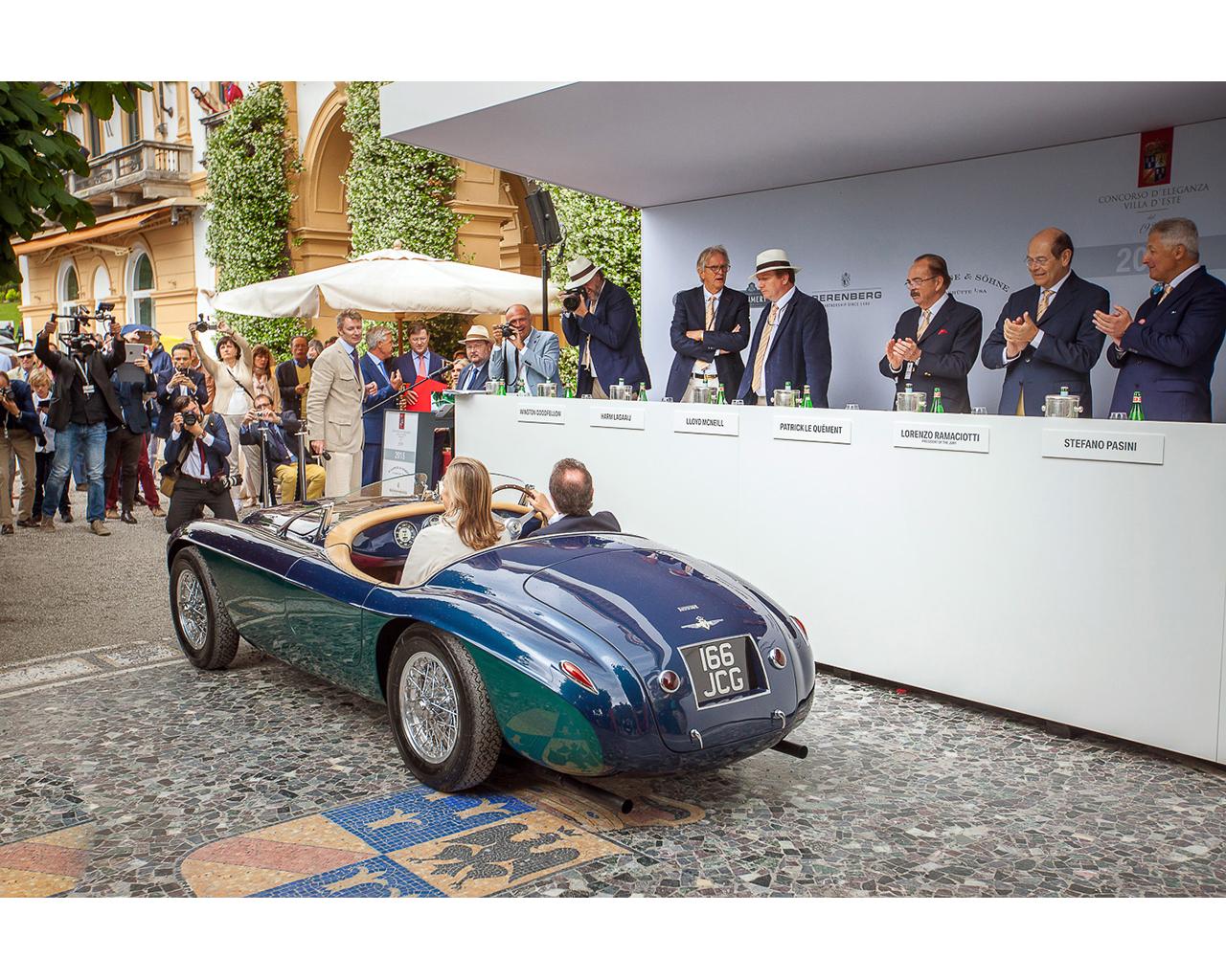 A.Lange & Söhne - Concorso d'Eleganza Villa d'Este 2015 - Ben Gierig - Fotografie