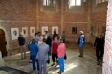 ....werd de expositie bekeken.