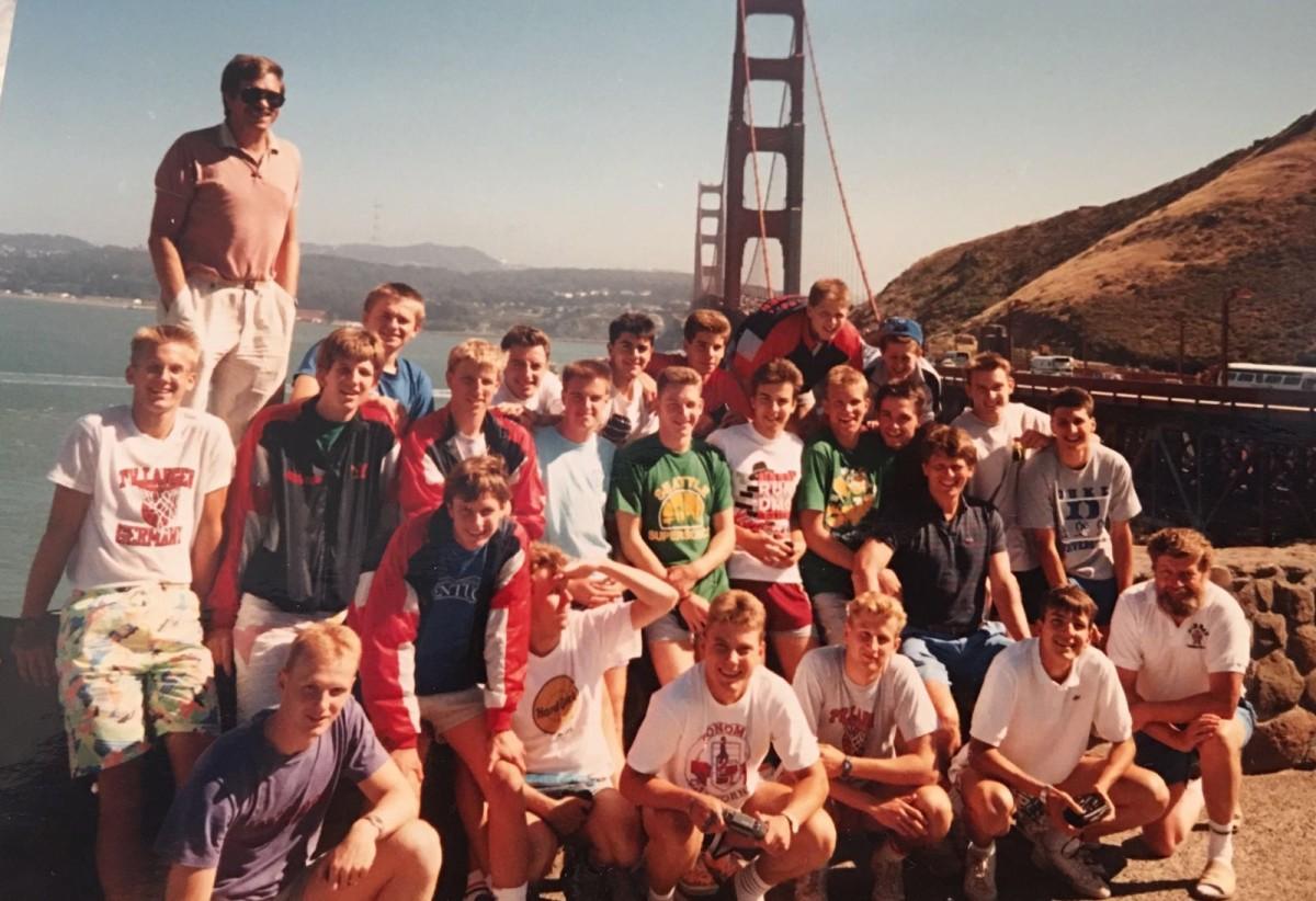 23-Saison-1988-1989-USA-Reise-mit-2-Jungen-Teams