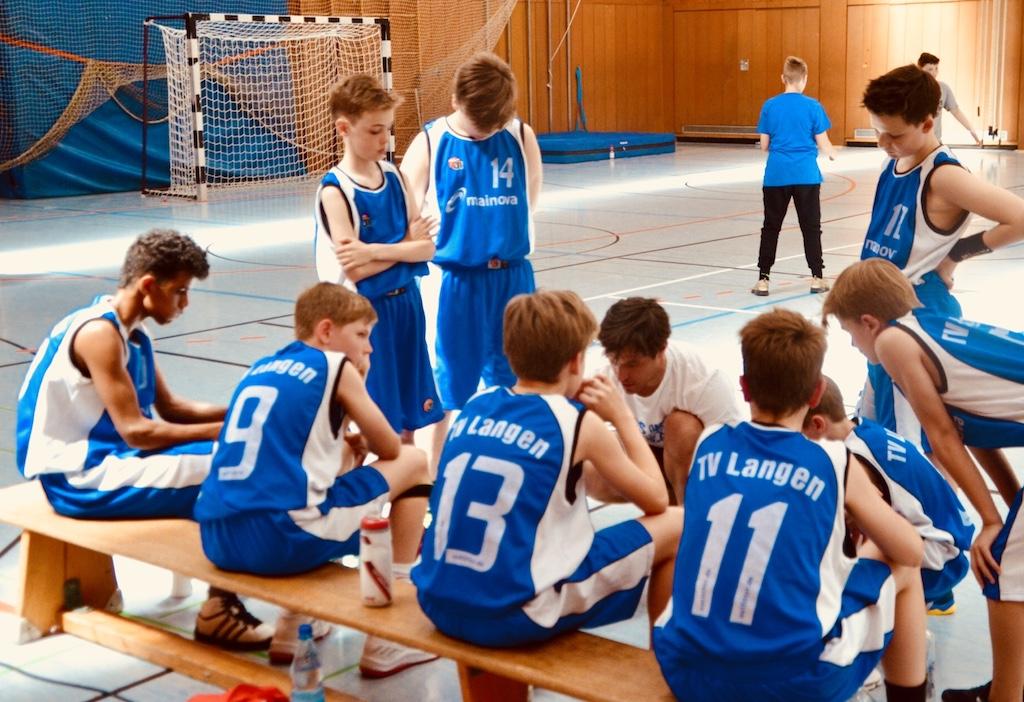 U14-Jungen qualifizierten sich für die Oberliga