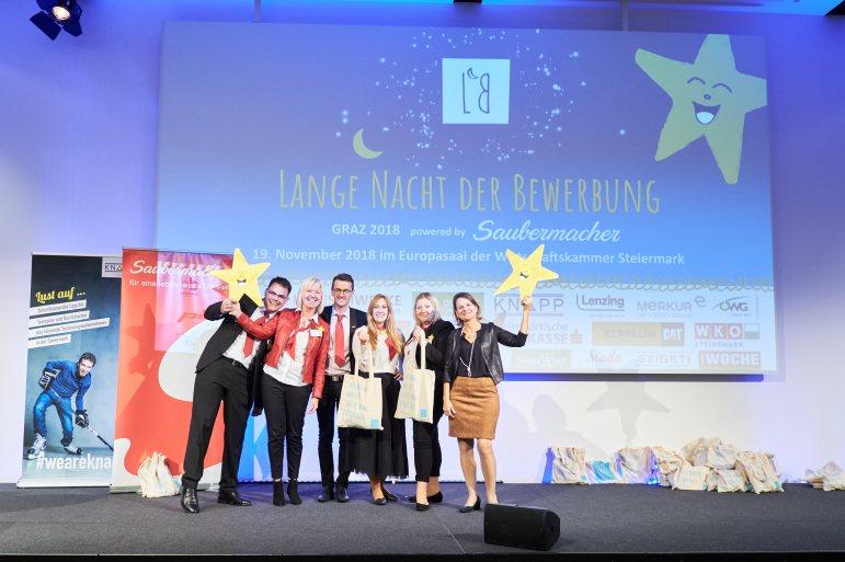 Lange Nacht der Bewerbung 2018 in Graz