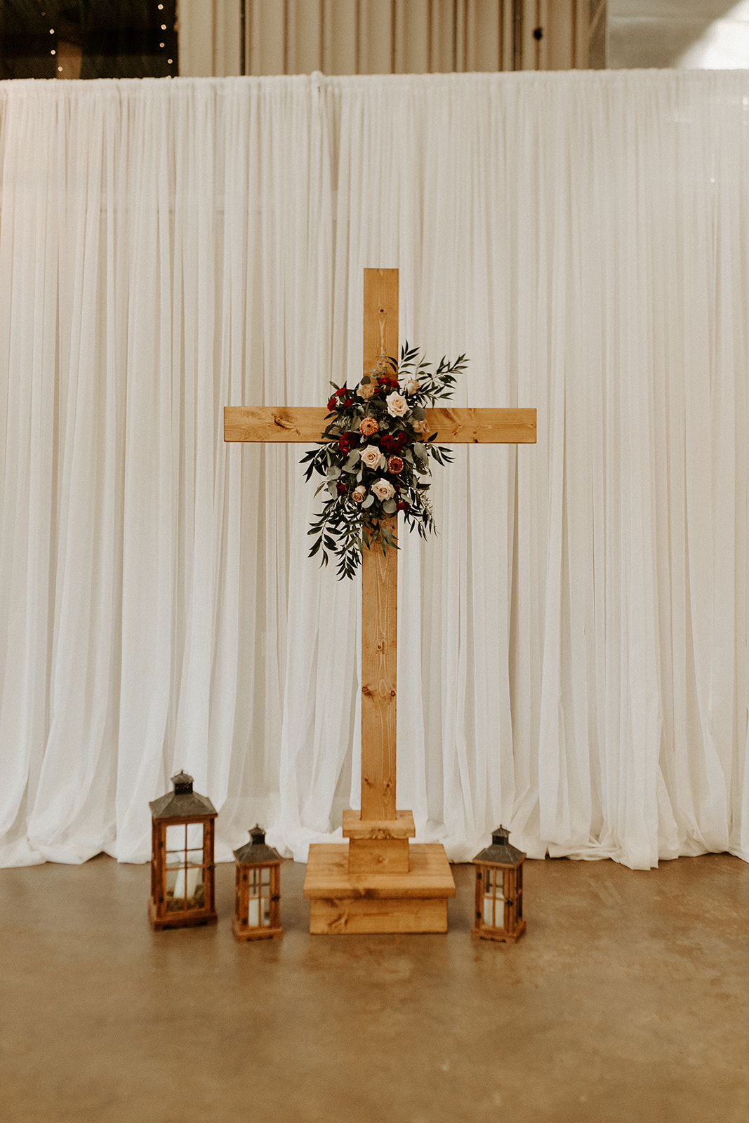 Winter Wedding Theme, Cascading Bouquet, , Lang Floral Designs, Chattanooga Wedding Florist
