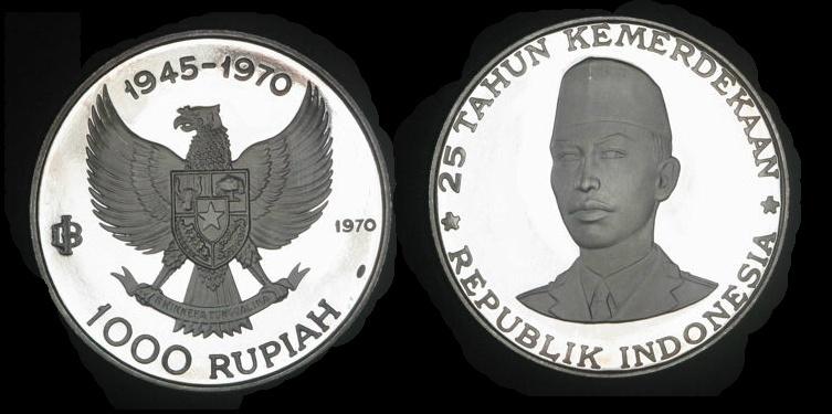 uang kuno 1000 rupiah