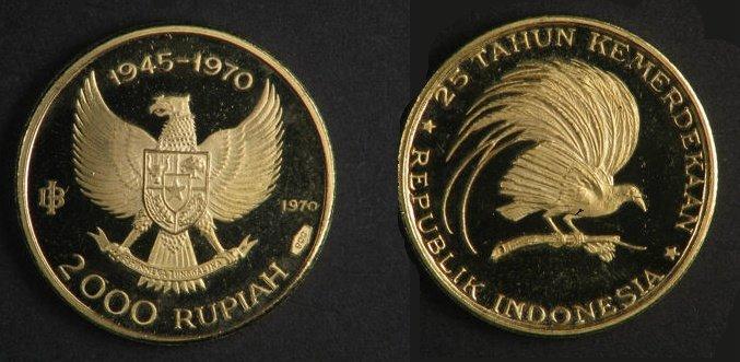 uang kuno 2000 rupiah