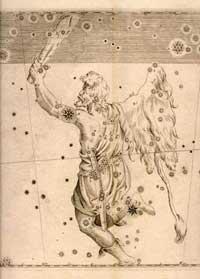 Orion, Pemburu Perkasa Di Langit Malam