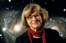 Catherine Cesarsky. Mantan Presiden IAU. Kredit : IYA2009