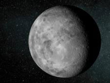 Ilustrasi planet Kepler-37b. Kredit: NASA