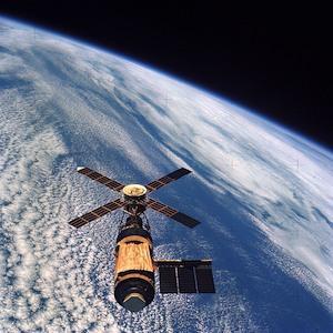 Skylab. Kredit: Universe Today