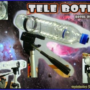 Kreasi teleskop ala SAC