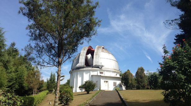 Observatorium Bosscha. Kredit: Avivah