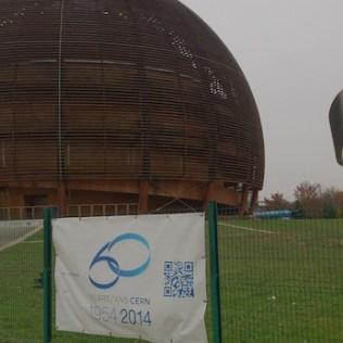 CERN. Kredit: Wicak Soegijoko