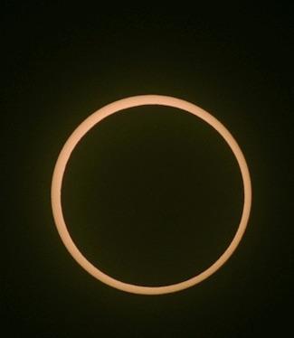 Gerhana Matahari Cincin 1 September 2016