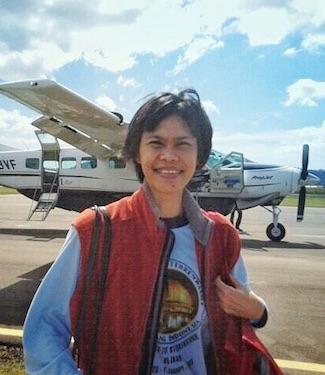Nama Astronom Perempuan Indonesia di antara Sabuk Asteroid