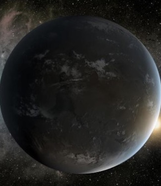 Sepupu Bumi, si Planet Bumi Super