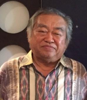 Suhardja D. Wiramihardja, Astronom Indonesia yang ahli Struktur Galaksi. Kredit: Avivah Yamani / langitselatan