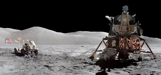 Apollo 17. Kredit: NASA