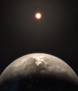 Ross 128b, Exoplanet Beriklim Sedang di Kompleks Matahari