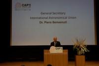 Pembukaan CAP 2018 oleh Dr. Piero Benevenuti.