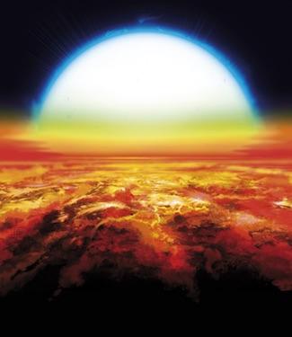 Menelusuri Jejak Logam di Atmosfer Exoplanet KELT-9b