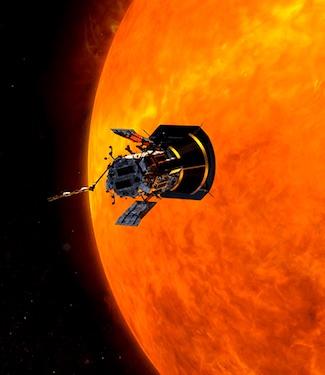 Wahana Parker: Tamu dari Bumi Untuk Matahari