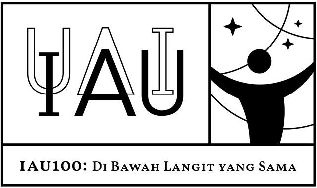 Logo IAU100