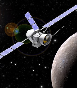 Peluncuran Wahana BepiColombo ke Merkurius
