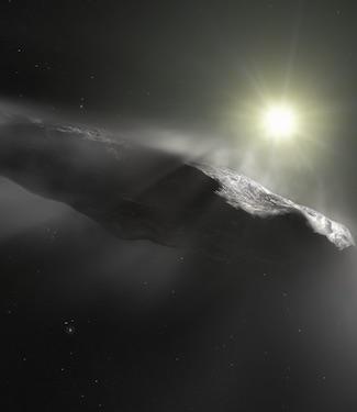 'Oumuamua: Asteroid, Komet atau Wahana Artifisial