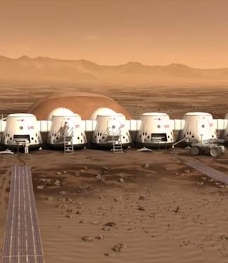 Mars One: Pupusnya Impian Hidup di Mars?